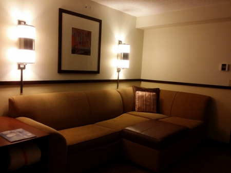 Hyatt Place Fort Lauderdale 17th Street Convention Centerの客室
