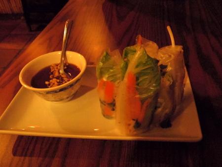 Miss Saigonでベトナム料理