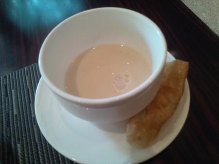 台北美侖飯店の朝食バフェ