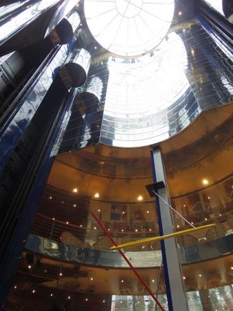 Planetarium Atrium on コスタビクトリア