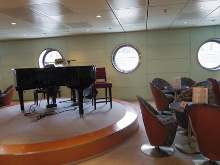 Planetarium Bar on コスタビクトリア