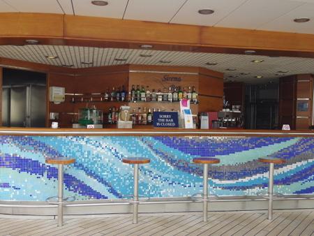 Sirena Bar on コスタビクトリア