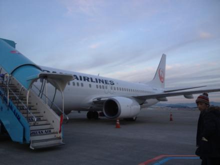 日本航空 JL960便